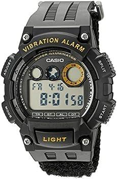 Casio W735HB-1AV Quartz Men's Casual Watch