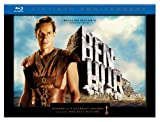 Cover art for  Ben-Hur (50th Anniversary Ultimate Collector&#039;s Edition) [Blu-ray]