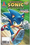 img - for Sonic The Hedgehog FCBD 2010 (Free Comic Book Day) book / textbook / text book