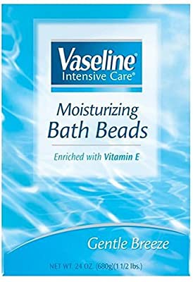 Best Cheap Deal for Vaseline Intensive Care Moisturizing Bath Beads, Gentle Breeze, 24 Ounces by Vaseline - Free 2 Day Shipping Available