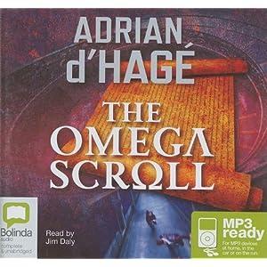 The Omega Scroll - Adrian d'Hage
