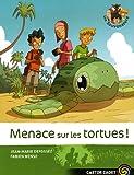 echange, troc Jean-Marie Defossez - Les Sauvenature, Tome 2 : Menace sur les tortues !