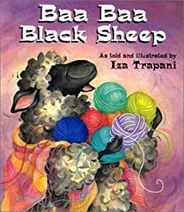 Baa Baa Black Sheep from Charlesbridge Publishing