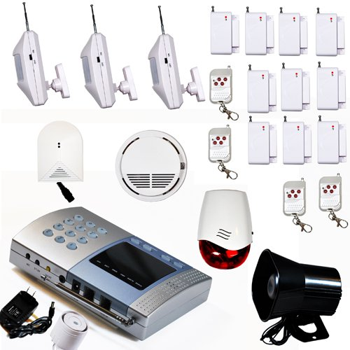 AAS-V500 Wireless Home Security Alarm System Kit DIY (R)