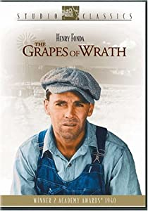 Cover of &quot;The Grapes of Wrath&quot;
