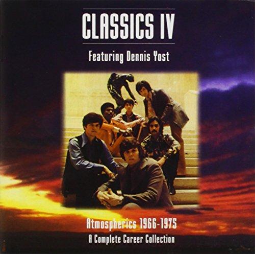 Classics IV - Atmospherics 1966-1975 A Complete Career Collection - Zortam Music