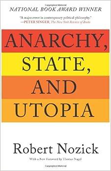 Robert Nozick's Political Philosophy