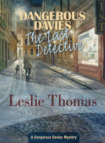 Last Detective: Dangerous Davies #1