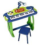 Toy - Simba 106838886 - My Music World Standkeyboard 50cm
