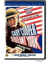 Sergeant York [Import USA Zone 1]