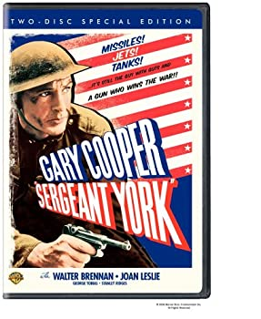 "Cover of ""Sergeant York (Two-Disc Special..."