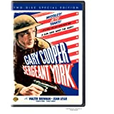 Sergeant York (Two-Disc Special Edition) ~ Gary Cooper