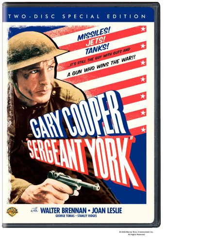 Cover art for  Sergeant York (Two-Disc Special Edition)