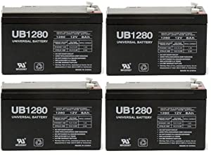 Belkin Replacement F6C500-USB UPS battery - 4 Pack