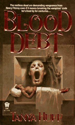 Image for Blood Debt (Victory Nelson)