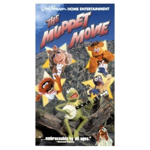 Amazon.com: The Muppet Movie [VHS]: Jim Henson, Frank Oz ...The Muppet Movie Vhs Amazon