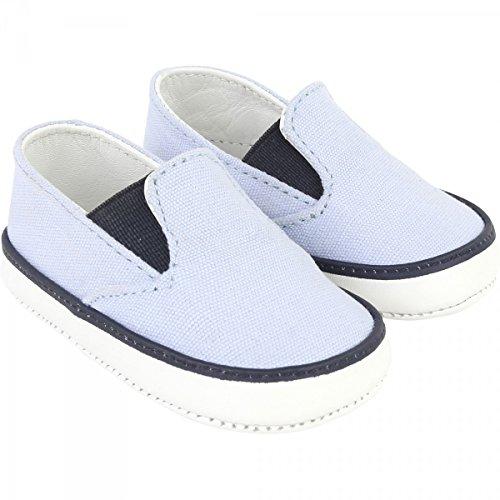 Hugo Boss, Jungen Sneaker , Blau - Hellblau - Größe: 21 thumbnail