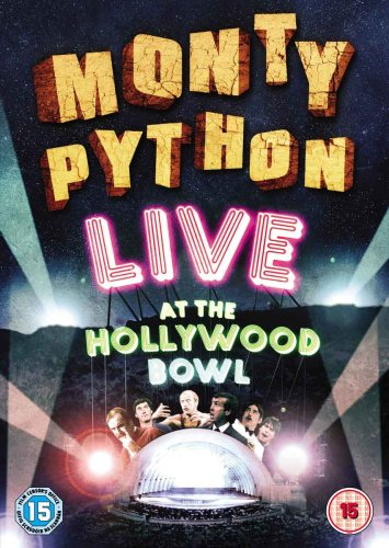 Monty Python Live at the Hollywood Bowl [DVD]