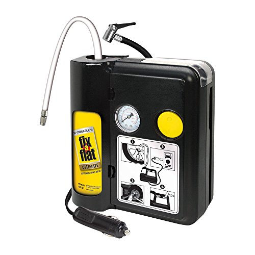 Fix-A-Flat S50073 Ultimate 1-Step Tire Repair Kit (Fix A Flat Tire Inflator compare prices)