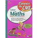 Cahier de Maths CM1