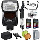 Nikon SB-700 AF Speedlight Flash for Nikon Digital SLR Cameras + Pixi-Pro Flash Accessory Bundle