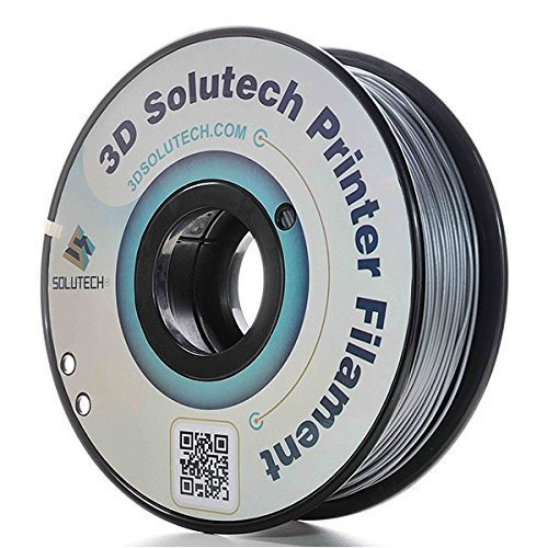 3D-Solutech-Silver-Metal-175mm-PLA-3D-Printer-Filament-22-LBS-10KG-100-USA
