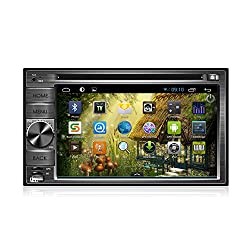See Top-Navi Android 4.2.2 universal 2din Car PC DVD Player GPS Wifi Bluetooth Radio 1GB CPU DDR3 Capacitive Touch Screen 3G car stereo 1.2 GB audio Silver Details