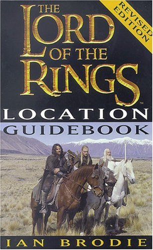 The Lord of the Rings Location Guidebook (Lord of the Rings)