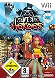 echange, troc Skate City Heroes [import allemand]