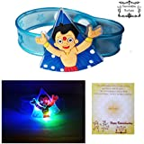 Decorative Buckets : RAKHI FOR KIDS : LED RAKHI : Rakhi For Brother : Rakhi For Kids : RAKHI WITH FREE GIFT CARD: Raksha Bandhan Gifts For Brother : Online Rakhi: :rakhi For Brother With Gift Combo : KIDS RAKHI : CHOTA BHEEM RAKHI 03