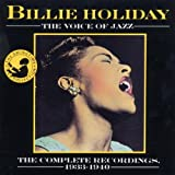 Voice of Jazzby Billie Holiday
