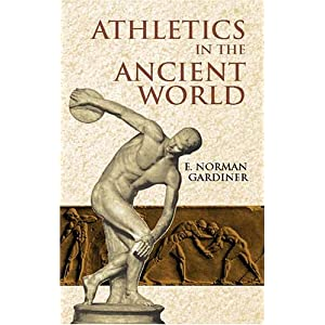 Athletics of the Ancient World cover image