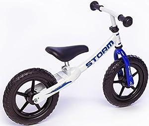 Storm Kids Blue BMX Balance Bike