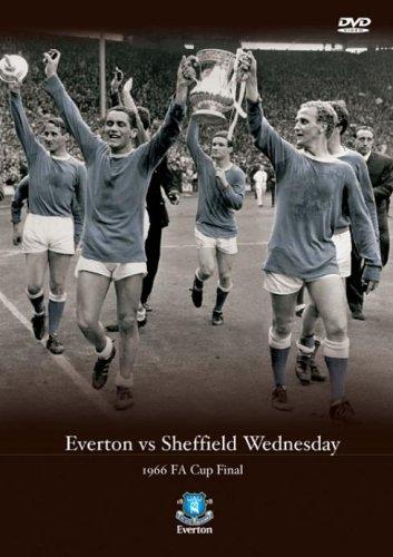 1966 FA Cup Final Everton v Sheffield Wednesday [DVD]
