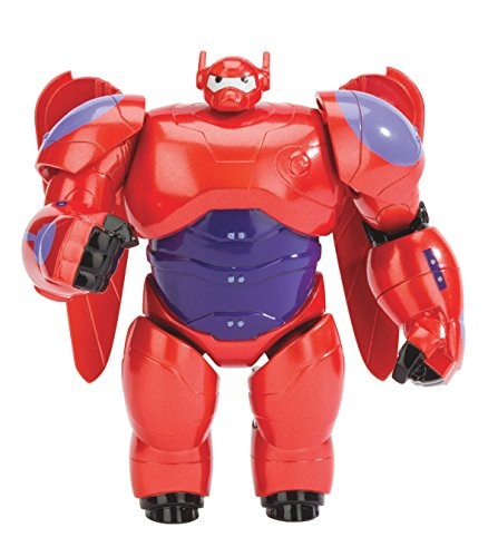 Big Hero 6 4-Inch Baymax Action Figure - 1