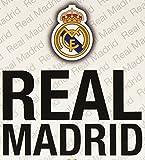 Real Madrid - Carpeta cuarto de 4 anillas (Safta 511557163)