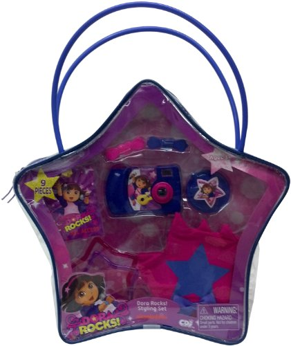 Dora the Explorer Rock Styling Set - 1