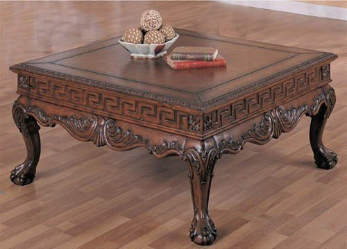 And Claw Design Coffee Table Vf Az01 13391 On Modern Coffee Tables