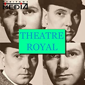 Classic English and Scottish Dramas Starring Ralph Richardson and John Mills, Volume 1 | [Theatre Royal, W. Somerset Maugham, J. M. Barrie]