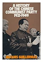 History of the Chinese Communist Party…