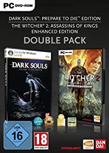 Double Pack: The Witcher 2: Enhanced Edition + Dark Souls: Prepare to die Edition - [PC]