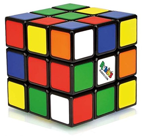 Original Rubik's cube. The original and best quality, best-selling puzzle toy. The perfect addition to any 80s party.
