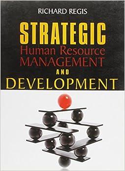 strategic human resource development book pdf