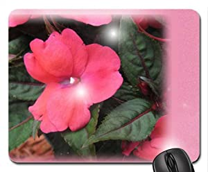 Knock-out Rose Mouse Pad, Mousepad (Flowers Mouse Pad)