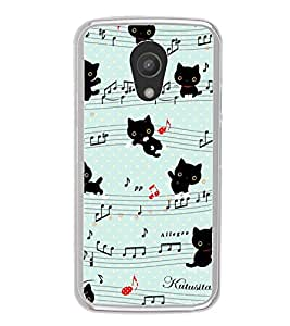 ifasho Designer Phone Back Case Cover Motorola Moto G2 :: Motorola Moto G (2nd Gen) ( Colorful Dot Pattern Design )