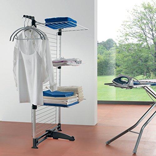 self folding washing machine