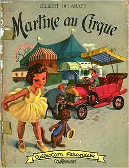 Martine au cirque 1969