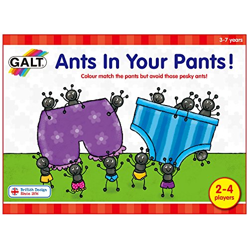 Ants in Your Pants! Board Game