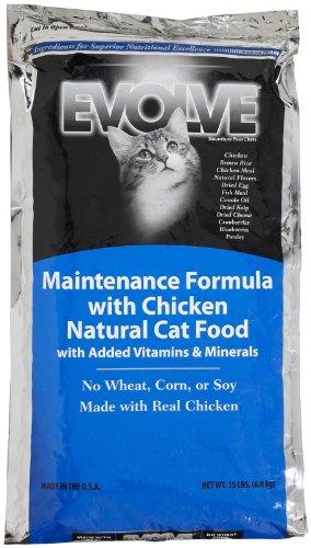Evolve Maintenance Cat Food - 15lb цена