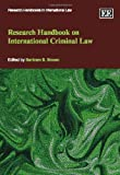 img - for Research Handbook on International Criminal Law (Research Handbooks in International Law Series) book / textbook / text book